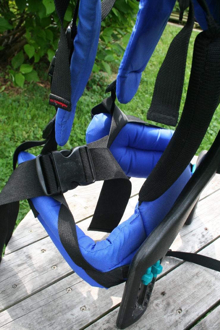 ec7e83d43cb Evenflo Trailblazer Backpack Child Carrier on PopScreen